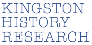 Kingston History Research